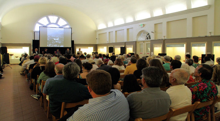 Sprague Hall hosts speakers and visitors